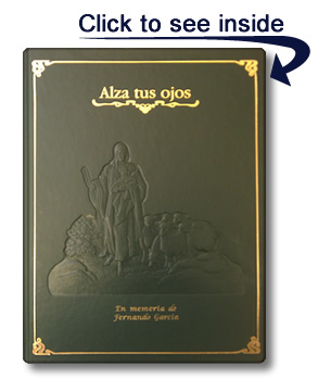 Click to see inside Alza tus ojos